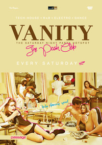 Vanity - The Posh Club@Babenberger Passage