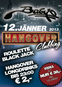 Hangover Clubbing