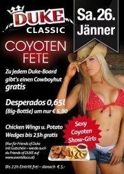 Coyoten Fete
