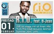 Rio feat. U-Jean Live