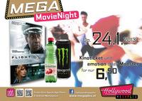 Mega-Movie-Night: Flight@Hollywood Megaplex