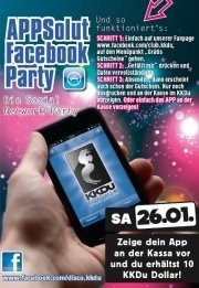 I like APPsolut Facebook Party