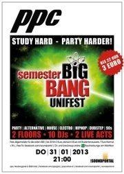 Semester Big Bang