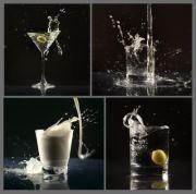Eine Woche lang Cocktail Happy Hour