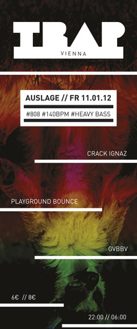 Trap Vienna@Club Auslage