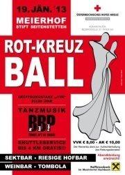 Rot-Kreuz Ball 2013 - Bezirksstelle St. PeterAu