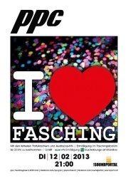 I love Fasching