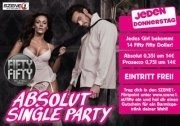 Absolut Single Party@Fifty Fifty
