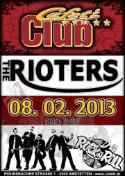 The Rioters live@Cafeti Club
