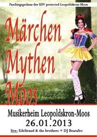 Faschingsgschnas Leopoldskron-Moos
