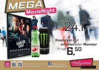 Mega-Movie-Night: Gangster Squad@Hollywood Megaplex