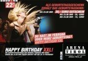 Happy Birthday XXL - Februar & März