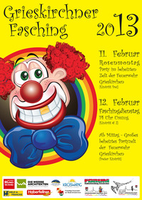 Grieskirchner Faschingsumzug