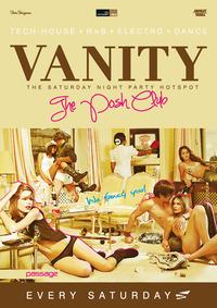 Vanity - The Posh Club // Dein Samstag. Dein Club.