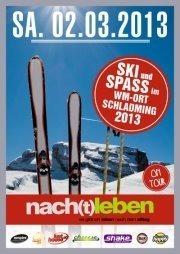 Nachtleben On Tour - Skispass in Schladming@Evers