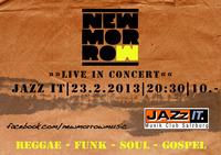 New Morrow live
