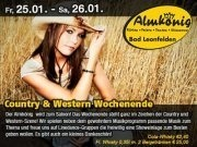 Country  Westernwochenende@Almkönig