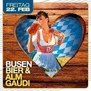 Busen, Bier  Beats@Evers