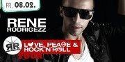 Rene Rodrigezz - love, peace  rock´n´roll Tour