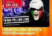 Ivan Fillini meets HOUSEmannskost