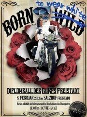 Born to wear white - Diplomball der GuKps Freistadt