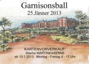 Garnisonsball Eisenstadt 2013@Martins Kaserne