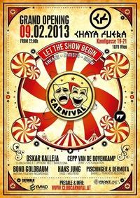 Carneval - Grand Opening