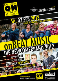 Onbeat Music Exclusive On Stage  powered by Schönramer