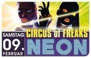 Circus of Freaks Neon@Bollwerk