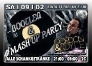 Mashup & Bootleg Party mit Gordon & Doyle@Excalibur