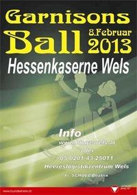 Garnisonsball Wels@Hessen-Kaserne
