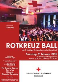 Ball der Freiwilligen Rettungskolonne Salzburg Stadt