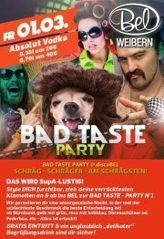 Bad Taste Party@Disco Bel
