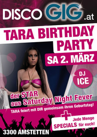 Tara Birthday Party