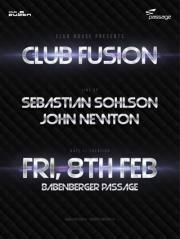 Club Fusion feat. Sebastian Sohlson  John Newton@Babenberger Passage