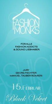 Fashion Monks@Black Velvet