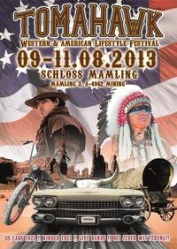 Tomahawk - Western & American Lifestyle Festival@Schloss Mamling