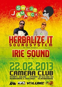 Sweet Jamaica pres. Herbalize it Sound