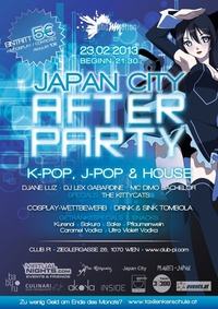 The Afterparty: Japan City