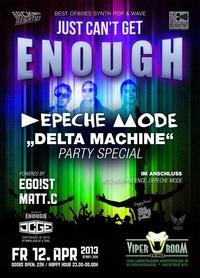 JCGE - Depeche Mode Special