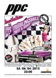 PPC Frühlingsball: Twist and Shout