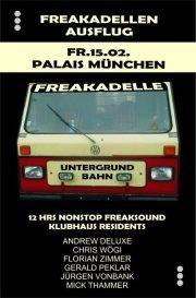 Freakadellen Ausflug ins Palais München