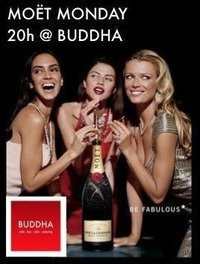 Moët Monday@Buddha Club Lounge