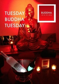 Buddha Tuesday@Buddha Club Lounge
