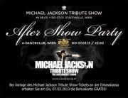 Michael Jackson Tribute Show After Show Party@A-Danceclub