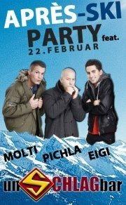 Apres Ski Tour mit Molti, Pichla  Eigi