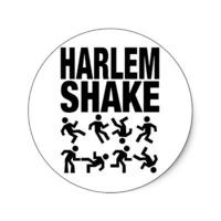 Harlem Shake Amstetten - Dabei sein ist alles!@Hallenbad Parkplatz