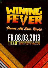 Wining Fever pres. Vienna All Star Night