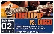 Austropop vs. Disco - Saturday Night@Bollwerk