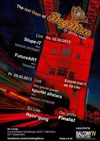 DogDisco feat. Pugbit Music: Stupe-iT  FutureART